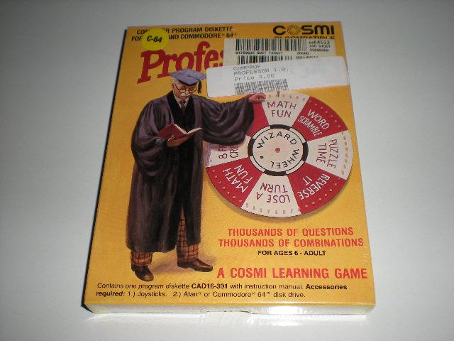 old computer games, Commodore 64 games, Amiga games, DOS games